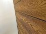 140mmx25mm Brushed Embossed Decking: Harvest Gold