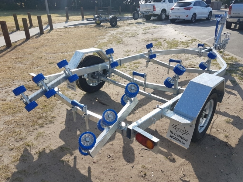 5m Boat Trailers