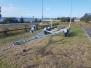6.2m Tandem Aluminum Boat Trailer