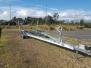 7x6 Aluminum Boat Trailer